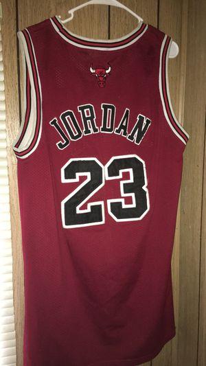 Micheal Jordan Nike Bulls jersey for Sale in Columbia Falls, MT
