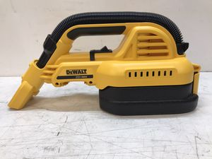 20-Volt MAX Lithium-Ion 1/2 Gal. Wet/Dry Portable Vacuum for Sale in Bakersfield, CA