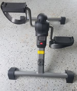 Golds gym stamina/cardio folding cycle for Sale in Tracy, CA