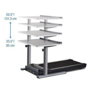 """LifeSpan TR1200-DT5 Treadmill Desk w/48"""" desktop for Sale in Seattle, WA"""