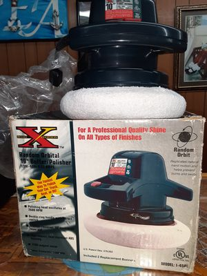 Road Xpedition buffer/Polisher for Sale in Greenville, NC
