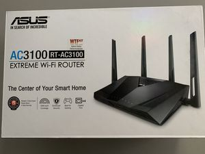 Asus Wireless AC3100 Gigabit Router (RT-AC3100) for Sale in Lake Worth, FL