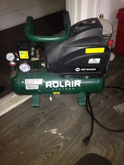 Rolair model FC1500hs3 for Sale in St. Louis,  MO