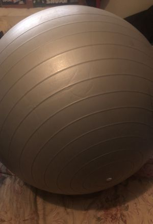 Exercise ball for Sale in Orlando, FL