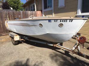 Motor boat for Sale in San Jose, CA