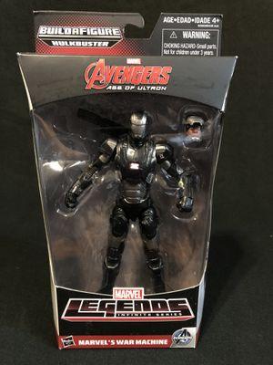 Marvel Legends War Machine HulkBuster NO BAF for Sale in Alhambra, CA