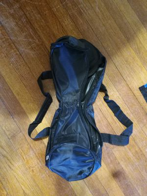 Black hoverboard carry bag for Sale in Washington, DC