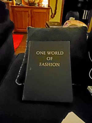 One World of Fashion - M D C Crawford - Fairchild Publications - H/B 1967 (PW) for Sale in Oklahoma City, OK