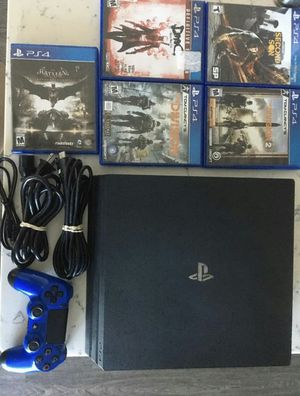 PS4 Pro 1 TB *No Flaws for Sale in Stamford, CT