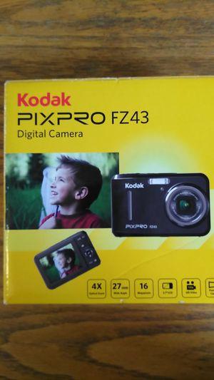 Kodac PixPro FZ43 Digital Camera for Sale in Warwick, RI