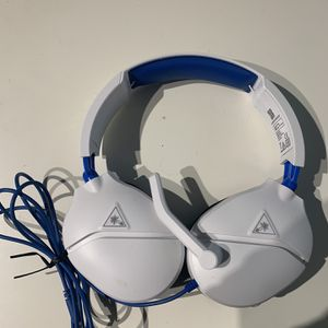 Turtle Beach Recon 70P Wired Headset For PlayStation Or Xbox for Sale in Houston, TX