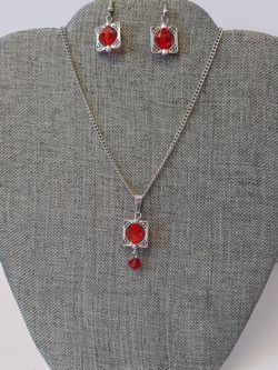 Silver Square and Color Jewelry Sets for Sale in Waco,  TX