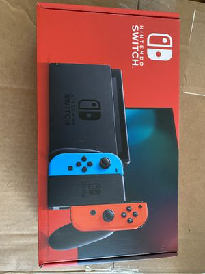 Nintendo switch NEW for Sale in Medford, OR
