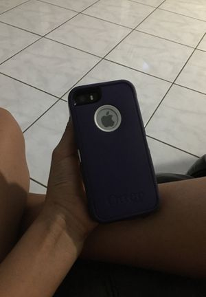 iPhone 5 se for Sale in Fort Pierce, FL