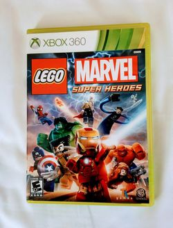 LEGO MARVEL: Super Heroes for Sale in Oxnard, CA
