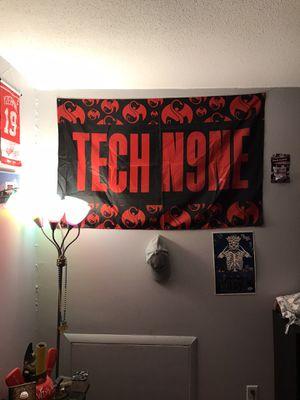 strange music flag/banner for Sale in Toledo, OH
