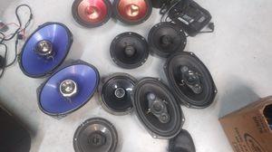 Speaker lot 50 for Sale in Marysville, WA