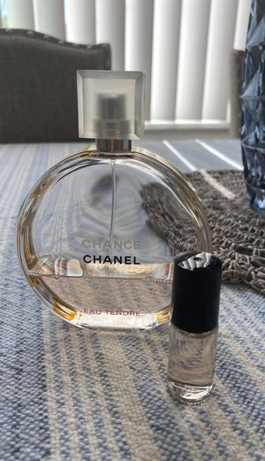 Chance Chanel 💕 perfume Sample only! for Sale in Costa Mesa, CA
