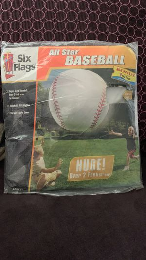 Huge Baseball for Sale in Chino, CA