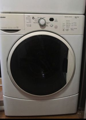 KENMORE WASHER AND DRYER SET BOTH WORKING PERFECTLY FINE for Sale in Pompano Beach, FL