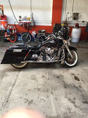"""99 Harley Davidson """"Road King"""" for Sale in Chicago, IL"""