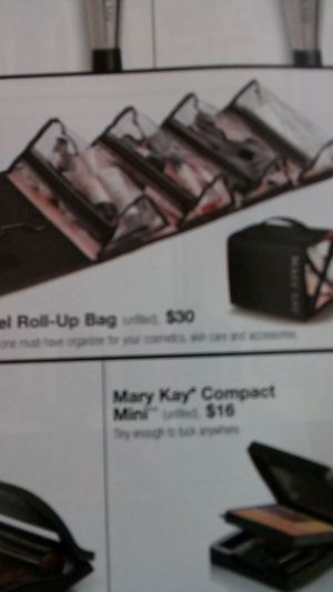 MK roll up bags and compacts for Sale in Pittsburg, CA