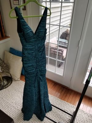 Cache brand formal/Prom size 6 dress, worn once for Sale in Germantown, MD