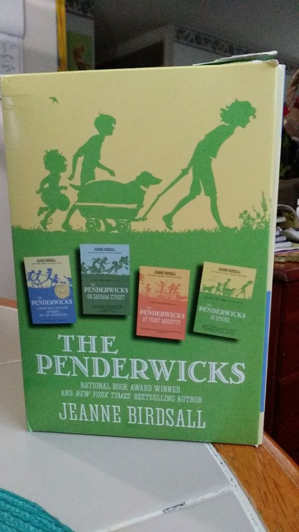 The Penderwicks series book collection