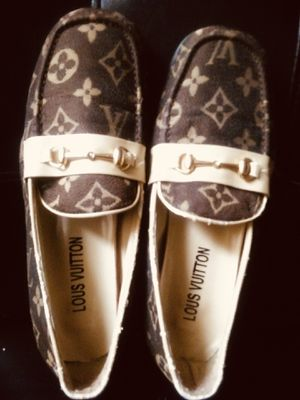 Vintage Louis Vuitton Shoes ~ U.S. Size 9/Euro Size 39 ~ $400 Or Best Offer ~ Item MUST Go!!⚜️ for Sale in Fort Washington, MD