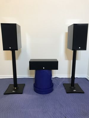 AUDIO PRO. LCR speakers for Sale in Willis, TX