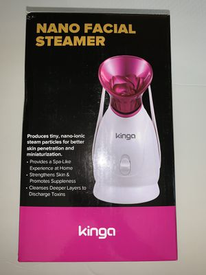 $20 NEW Nano Facial Steamer for Sale in Upland, CA