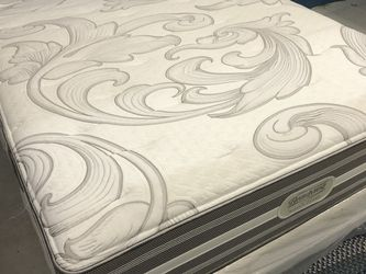 Queen Size Mattress And Box Spring for Sale in Garner,  NC