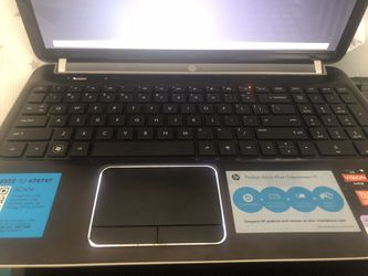 Hp pavilion laptop 6gb 520gb storage windows 7 premium with beats sound for Sale in New York,  NY