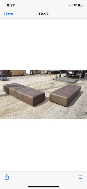Couch 🛋 price each 3 available for Sale in Bakersfield, CA