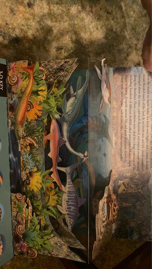 3D Dinosaurs Explorer Book for Sale in Cheshire, CT