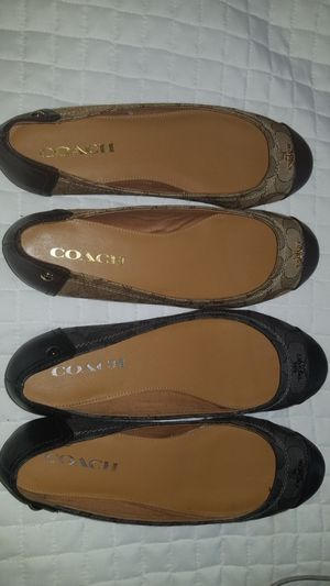 COACH flat shoes for Sale in Mount Rainier, MD