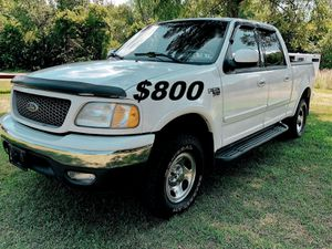 🎄📗$800 Original owner 2OO2 ford f150 very clean🎄📗 for Sale in Garrison, MD