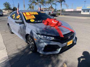 2019 Honda Civic for Sale in Salinas, CA