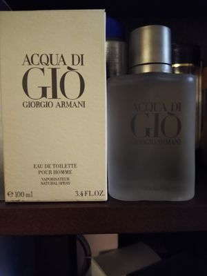ACQUA DI GUIO Giorgio Armani 100% Authentic for Sale in Peoria, AZ