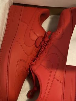Shoes . Red Air Forces for Sale in Smyrna,  TN