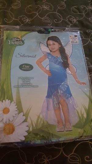Fairy costume child medium for Sale in Columbus, OH