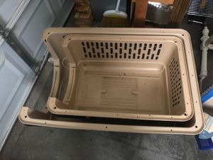 Two Dog kennels. Medium and Large. for Sale in Durham, NC