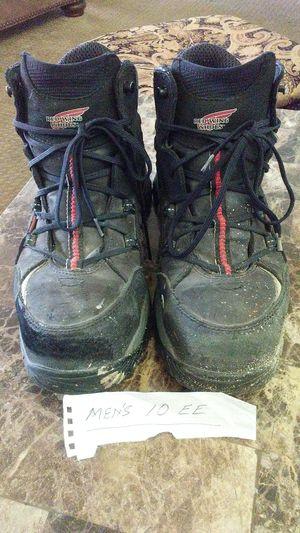 Red Wings Boots 10 EE Men's Steel Toes Work #6671 for Sale in Palm Springs, CA