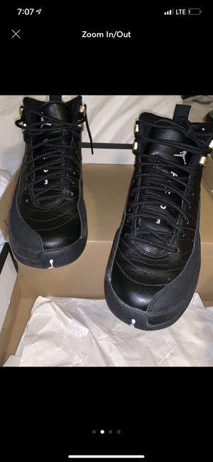 Air Jordan Retro master 12s for Sale in Boston, MA