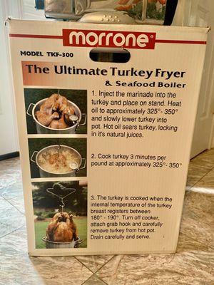 TURKEY FRYER for Sale in Northborough, MA
