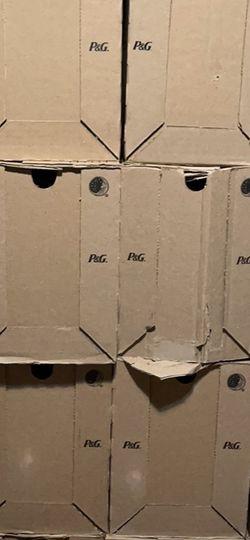 22 Cases Of Tide Laundry Detergent 46 Oz Bottles 6 Per Pack for Sale in Hartford,  CT