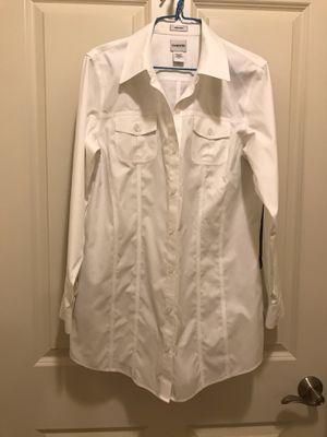 Chico's shirt dress. NEW. Women's size 1 for Sale in Renton, WA