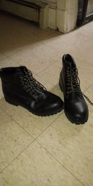 Work boots for Sale in Malden, MA