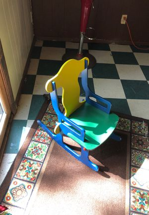 Kids Rocking chair for Sale in House Springs, MO