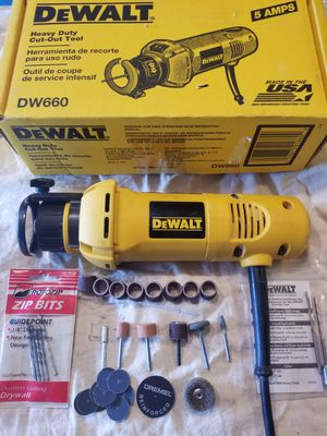 DeWALT Rotary Cut-Out Tool Kit for Sale in Franklin Township, NJ